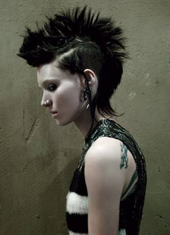 GIRL WITH THE DRAGON TATTOO (FILM), THE