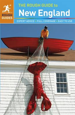 NEW ENGLAND 6TH EDITION ROUGH GUIDE